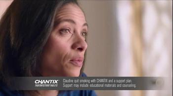 Chantix TV Spot, 'Claudine' - Thumbnail 3