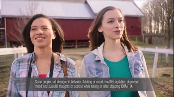 Chantix TV Spot, 'Claudine' - Thumbnail 5