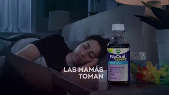 Vicks NyQuil Severe TV Spot, 'Días de reposo' [Spanish] - Thumbnail 6