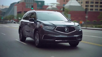 2017 Acura MDX TV Spot, 'Focus' Song by Beck - Thumbnail 1
