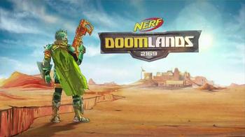 Nerf Doomlands Double-Dealer Blaster TV Spot, 'High Alert'