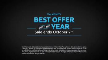 XFINITY Best Offer of the Year TV Spot, 'Savvy Shopper' Feat. David Ortiz - Thumbnail 7