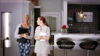 Vistaprint TV Spot, 'TV Deal' - Thumbnail 8