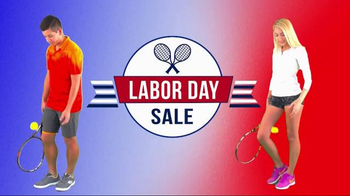 Labor Day Sale: Shoes, Clothing & Stringing thumbnail