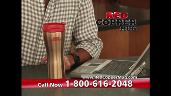 Red Copper Mug TV Spot, 'The Best Coffee in the World' - Thumbnail 6