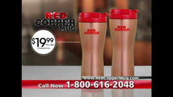 Red Copper Mug TV Spot, 'The Best Coffee in the World' - Thumbnail 5
