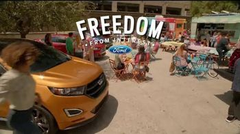 Ford Freedom Sales Event TV Spot, 'Labor Day Cash' Song by Pitbull