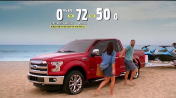Ford Freedom Sales Event TV Spot, 'Labor Day Cash' Song by Pitbull - Thumbnail 3
