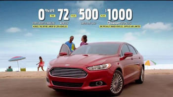 Ford Freedom Sales Event TV Spot, 'Labor Day Cash' Song by Pitbull - Thumbnail 5