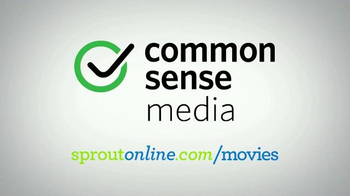 Common Sense Media TV Spot, 'Sprout: Movies' - Thumbnail 5