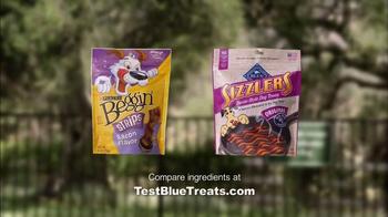 Blue Buffalo Sizzlers Bacon-Style Dog Treats TV Spot, 'Heaven' - Thumbnail 9