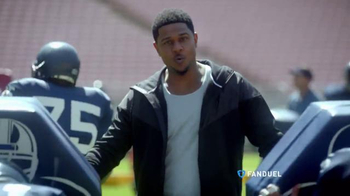 FanDuel TV Spot, 'Two Man Sled' Featuring Pooch Hall