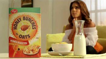 Honey Bunches of Oats TV Spot, 'Novelas' con Francisca Lachapel [Spanish] - 8 commercial airings
