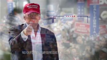 Donald J. Trump for President TV Spot, 'Two Americas: Economy' - Thumbnail 10