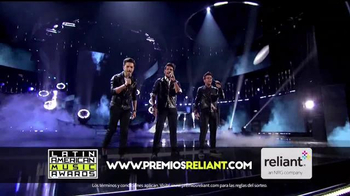 Reliant Energy TV Spot, 'Latin American Music Awards Sweepstakes' [Spanish] - Thumbnail 9