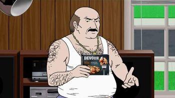 DEVOUR Foods TV Spot, 'Adult Swim: Carl'