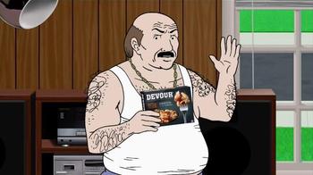 DEVOUR Foods TV Spot, 'Adult Swim: Carl' - Thumbnail 3
