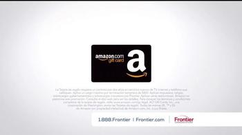 Frontier FiOS Triple Play TV Spot, 'Tarjeta de regalo' [Spanish] - Thumbnail 8