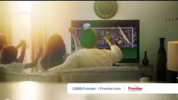 Frontier FiOS Triple Play TV Spot, 'Tarjeta de regalo' [Spanish] - Thumbnail 4