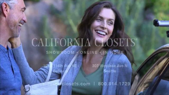 California Closets Autumn Upgrade Event TV Spot, 'Classic or Italian'