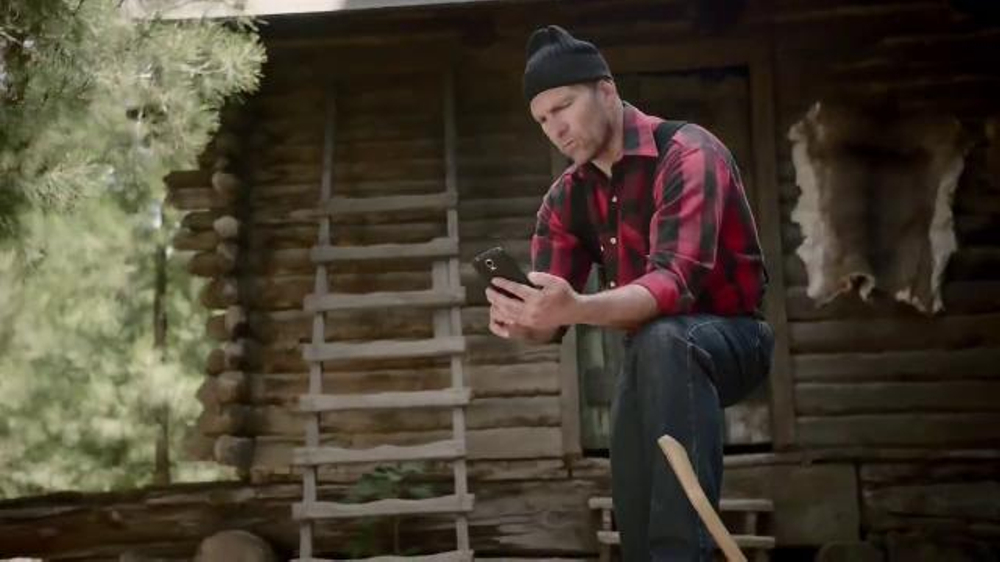 SafeAuto TV Commercial, \'Terrible Quotes: Lumberjack: Walls\' - Video