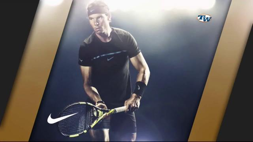 Tennis Warehouse TV Commercial, '2016 U.S. Open: Nike'