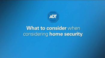 ADT TV Spot, 'Behind the Door' - Thumbnail 1