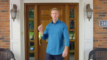 ADT TV Spot, 'Behind the Door' - 3871 commercial airings