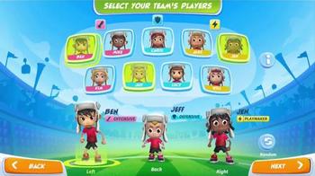 Superstar Soccer: Goal!!! TV Spot, 'Unlock Special Powers' - Thumbnail 7