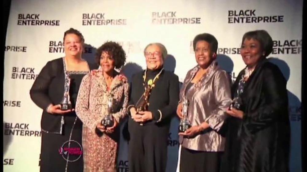 Black Enterprise TV Commercial, '2017 Women of Power Summit'