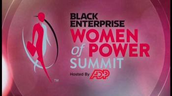 Black Enterprise TV Spot, '2017 Women of Power Summit' - Thumbnail 1
