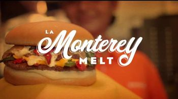 Whataburger Monterey Melt TV Spot, 'Sabor especial' [Spanish]