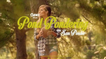 XYIENCE TV Spot, 'Pond Pondering With Sam Ponder: Coins'