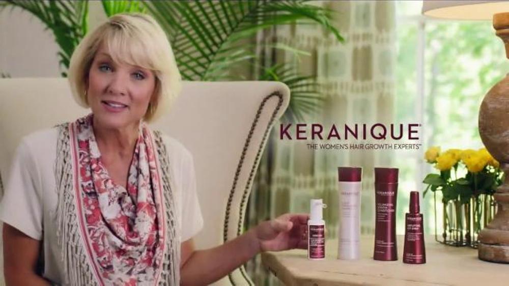 Keranique TV Commercial, 'By Women, For Women'