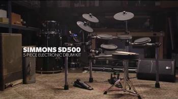 Guitar Center Labor Day Savings Event TV Spot, 'Drum Kits' - Thumbnail 5