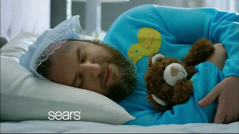 Sears Labor Day Mattress Event TV Spot, 'Sleep Like a Baby: Hot Buy' - Thumbnail 2