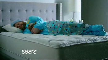 Sears Labor Day Mattress Event TV Spot, 'Sleep Like a Baby: Hot Buy' - Thumbnail 3