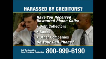Harassed by Creditors? thumbnail
