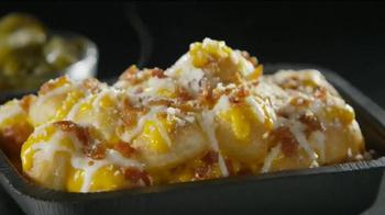 Little Caesars Pizza Loaded Crazy Bread Bites TV Spot, 'Loco' [Spanish]