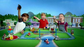Paw Patrol Launch n Roll Lookout Tower Track Set TV Spot, 'Rescue Missions'
