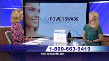 Power Swabs TV Spot, 'What's Trending: Whiter Smile' - Thumbnail 10