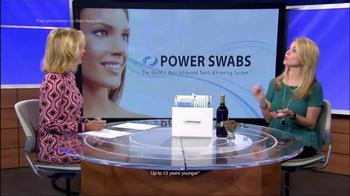 Power Swabs TV Spot, 'What's Trending: Whiter Smile' - Thumbnail 3