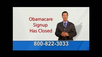 Health Hotline TV Spot, 'Affordable Health Insurance' - Thumbnail 1