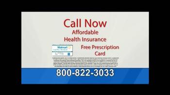 Health Hotline TV Spot, 'Affordable Health Insurance' - Thumbnail 10