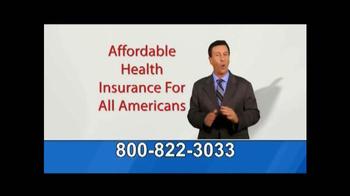 Health Hotline TV Spot, 'Affordable Health Insurance' - Thumbnail 4