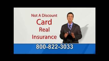 Health Hotline TV Spot, 'Affordable Health Insurance' - Thumbnail 5