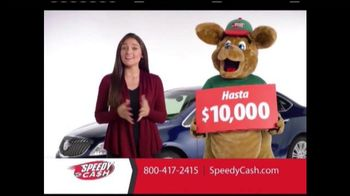 Speedy Cash TV Spot, 'Préstamo' [Spanish]