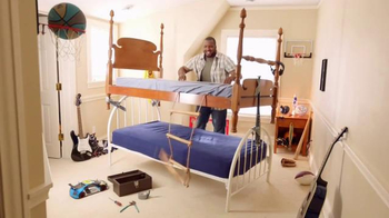 FingerHut.com TV Spot, 'Dad's DIY Bunk Bed' - Thumbnail 2