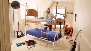 FingerHut.com TV Spot, 'Dad's DIY Bunk Bed' - Thumbnail 3