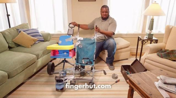 FingerHut.com TV Spot, 'Dad's DIY Bunk Bed' - Thumbnail 7
